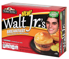 Walt Jr Breakfast Meme - h spoilerz if you don t watch breaking bad then yes you