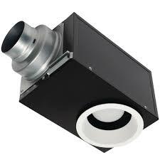 panasonic recessed light fan panasonic whisper recessed architectural grade 80cfm ceiling flush