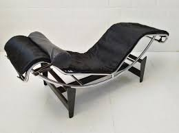 furniture le corbusier chaise cowhide lounge chair corbusier