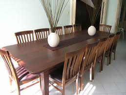 12 Seater Dining Tables Dining Room Table Sizes 12 Seats Leandrocortese Info