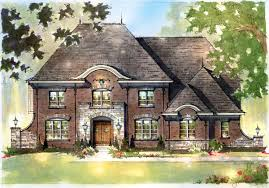 The Plan Collection Marcay Somerset Series Southeast Michigan Homes
