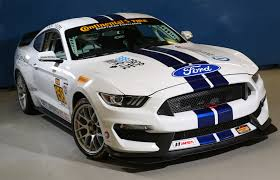 nissan 370z vs mustang gt 2015 ford mustang shelby gt350r c race car revealed