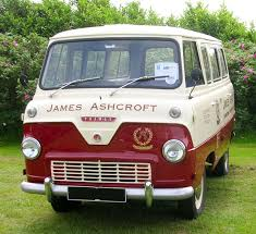 Old Ford Truck Van - ford thames 400e wikipedia