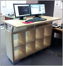 desk small standing desk adjustable small stand up computer desk