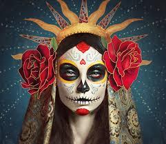 dia de los muertos pictures master retoucher creates amazing día de los muertos portrait