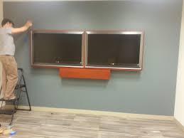 Bedroom Tv Wall Mount Height Tv Mounting Tv Installation Tv Wall Mount Installer In Los Angeles