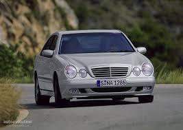 1999 mercedes e320 review mercedes e klasse w210 specs 1999 2000 2001 2002