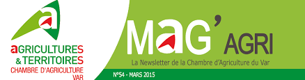 chambre r馮ionale d agriculture paca mag agri n 54