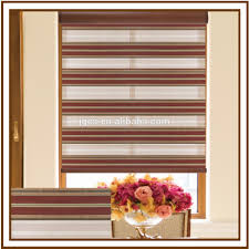 folded zebra blinds fabric pleated blinds fabric combi fabric