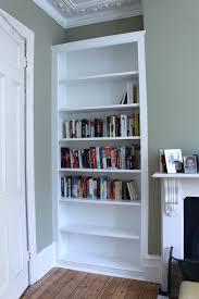 white contemporary bookshelves modern contemporary bookshelves