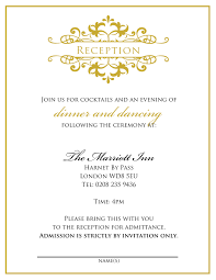 engagement ceremony invitation invitation letter of wedding ceremony letters free sle letters