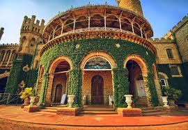 Tudor Architecture The Grand Bangalore Palace Digitalkaleidoscope