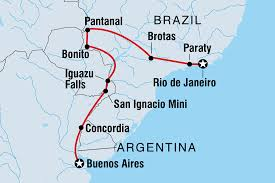 Rio On World Map Uruguay Touren U0026 Reisen Intrepid Travel Intrepid Germany