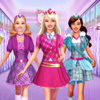 free barbie princess charm 1 games princessgames