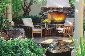 backyard entertainment ideas rustic landscaping ideas for front yard garden post and backyard