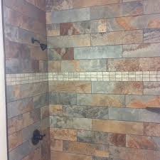 8 best slate shower with mosaic shower base images on
