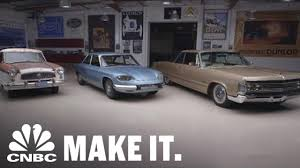 seinfeld garage jay leno talks value of old unrestored cars cnbc make it youtube