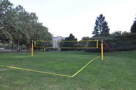 grass court construction
