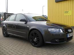 2007 audi a4 manual used 2007 audi a4 saloon 2 0 s line 4dr petrol for sale in