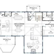 Single Storey Floor Plans Post And Beam Single Story Floor Plans