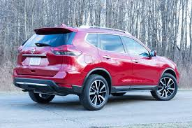 nissan awd sedan 2017 nissan rogue sl awd review u2013 the miata of crossovers the