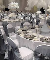 silver chair covers silver chair covers i19 on easylovely home design ideas with