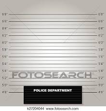 mugshot backdrop clipart of lineup or mugshot background k27204044 search