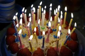 happy birthday candles free images sweet flower number celebration food dessert