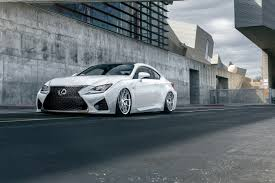 2016 lexus rc f 2016 lexus rc f on ferrada fr2 machine silver ferrada wheels
