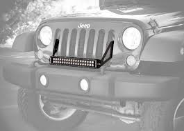 jeep jk led light bar jeep jk off road light bars kc hilites