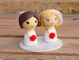 same wedding toppers 7 best same wedding cake topper by genefy