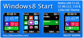 themes of java windows 8 start live theme for nokia c1 01 c2 00 110 112 128