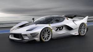 laferrari gold ferrari u0027s u0027extremely limited u0027 fxx k evo breaks cover the week uk