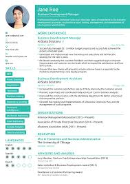 resume templates with photo 2018 professional resume templates as they should be 8