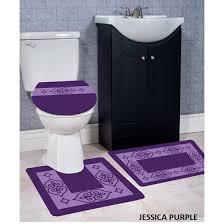 Purple Bathroom Rug 15 Recommended Purple Bathroom Rug Sets To Buy
