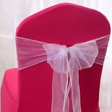 Chair Cover Sashes Birthday Chair Cover Ebay