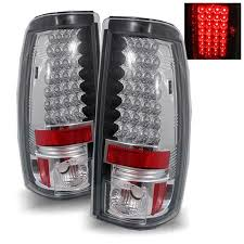 2004 chevy silverado led tail lights for 03 06 chevy silverado 04 06 gmc sierra chrome led tail lights