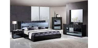 black furniture bedroom set black bedroom set led 5pc global furniture