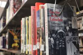central library collection preserves latino literary culture