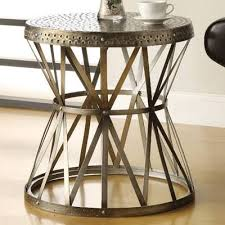 Small Metal Accent Table 37 Best Small Side Tables Images On Pinterest Small Side Tables