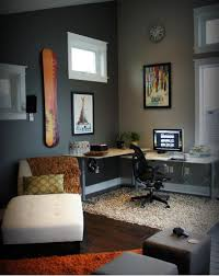 where to squeeze a home office into a full house apartment therapy