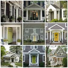 door accent colors for greenish gray 67 best gray house with colored doors images on pinterest blue