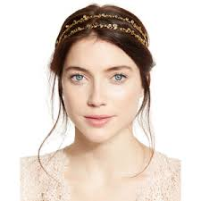 gold headbands gold headbands shop for gold headbands on polyvore