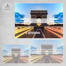 Paris Wall Murals Arc De Triomphe In Paris Wall Mural France Photo Mural France