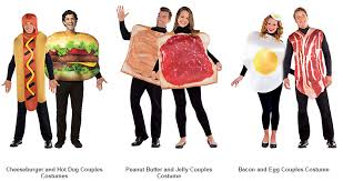 Halloween Costume Peanut Butter Jelly Heteronormativity Couples Halloween Costumes