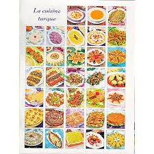 cuisine turque en la cuisine turque d après rachida amhaouche édité par chaaraoui