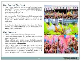 How To Wash Off Color Run - the color run ahmedabad
