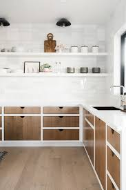 are two tone kitchen cabinets in style 2020 2018 trend update two toned kitchens becki owens