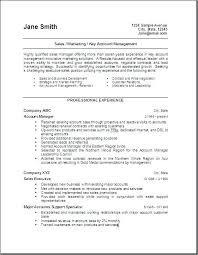 marketing manager resume exles executive sales resume resume exles for sales and marketing sales