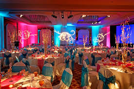wedding planners bay area blue pink wedding theme caterman catering bay area catering
